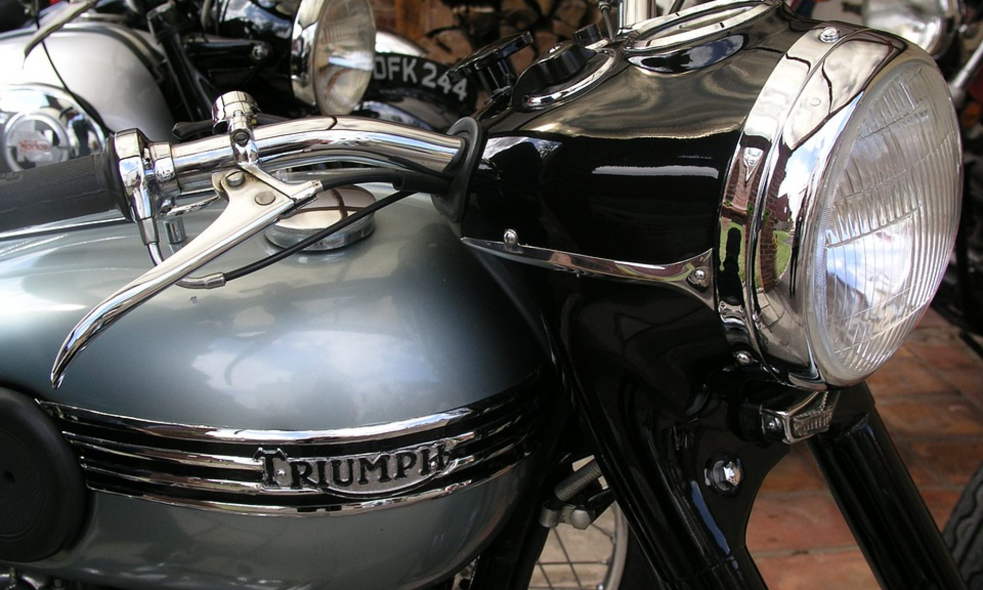 Triumph owners club dating